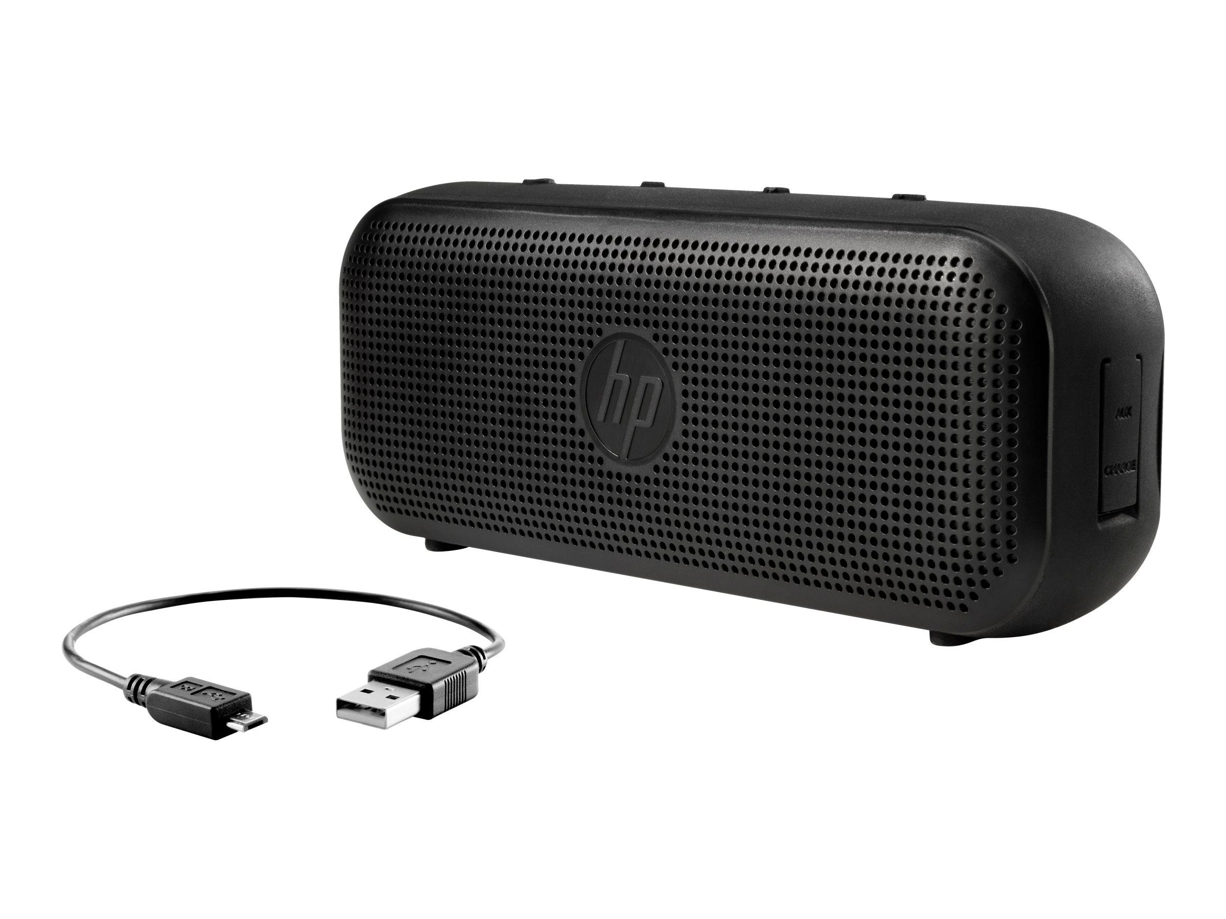 HP Bluetooth Speaker 400 - Lautsprecher - tragbar - kabellos - Bluetooth - für OMEN by HP 17; OMEN X by HP 15, 17; HP 17
