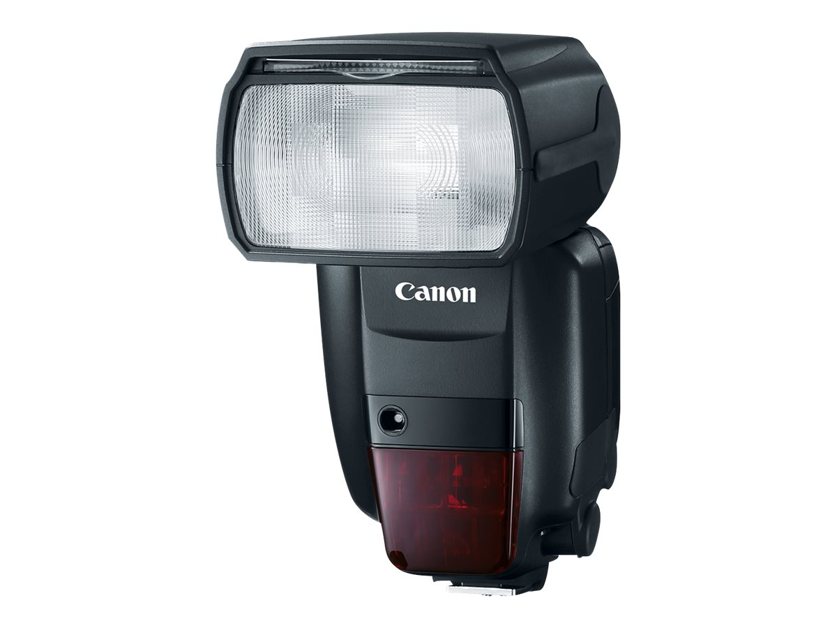 Canon Speedlite 600EX II-RT - Blitzgerät - 60 (m) - für EOS 1500, 2000, 4000, 77, 800, 9000, Kiss X90, Kiss X9i, Rebel T7, Rebel