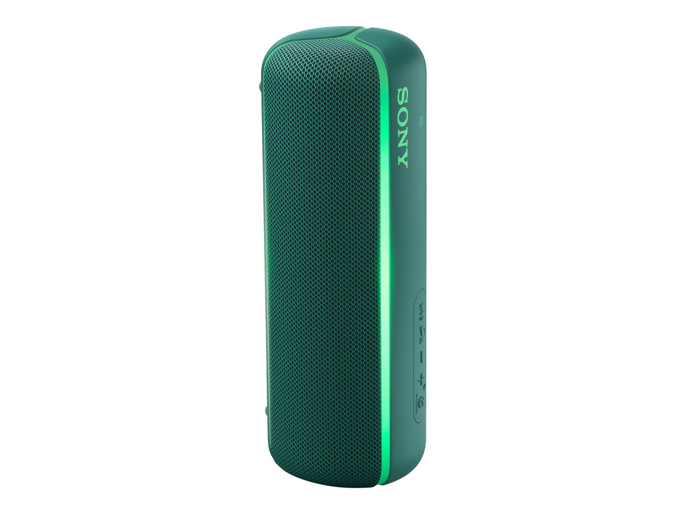 Sony SRS-XB22 - Lautsprecher - tragbar - kabellos - NFC, Bluetooth - 8 Watt