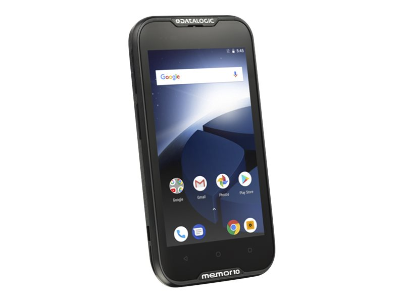 Datalogic Memor 10 - Kit - Datenerfassungsterminal - Android 8.1 (Oreo) - 32 GB eMMC - 12.7 cm (5