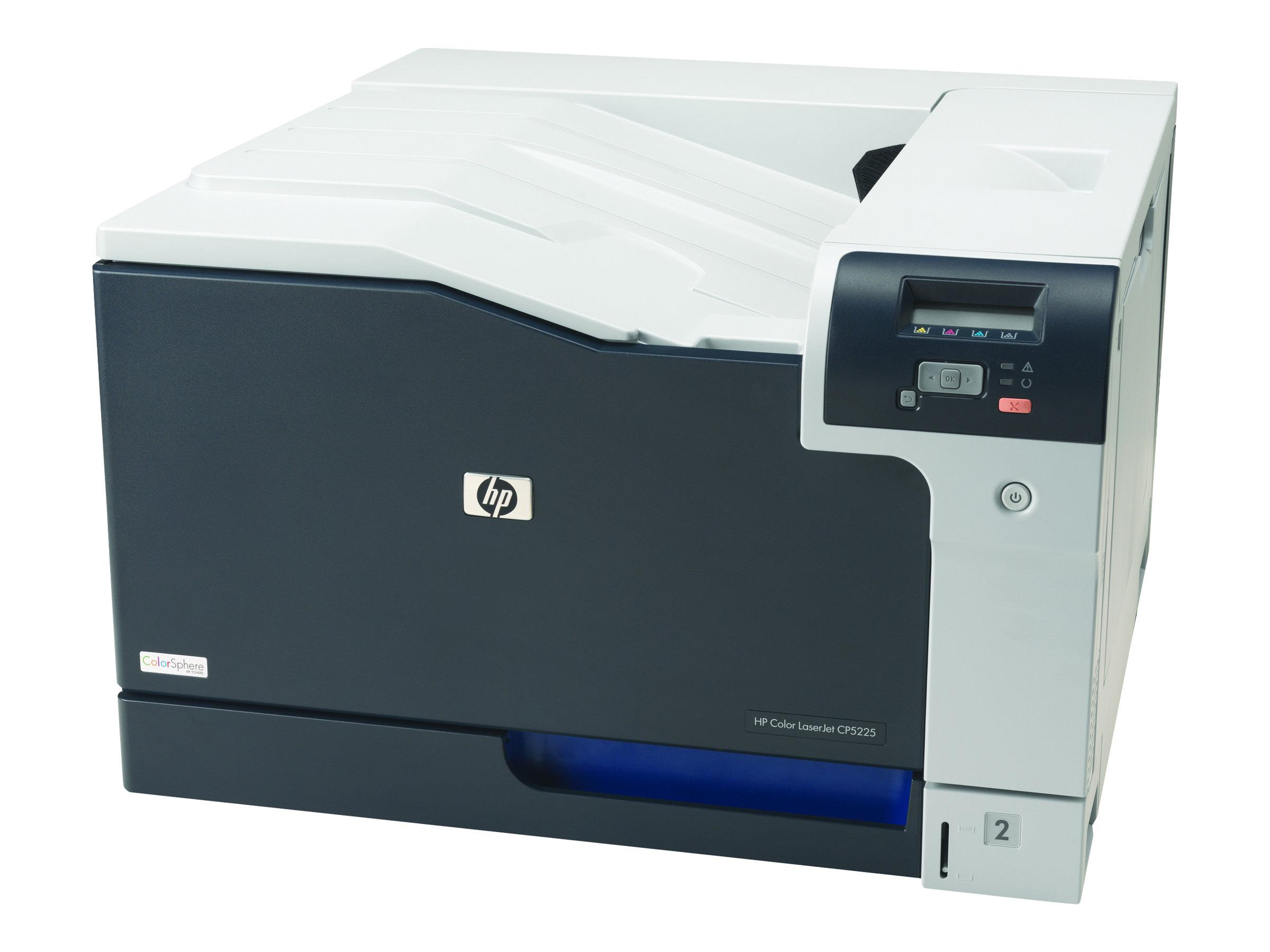 HP Color LaserJet Professional CP5225n - Drucker - Farbe - Laser - A3 - 600 dpi