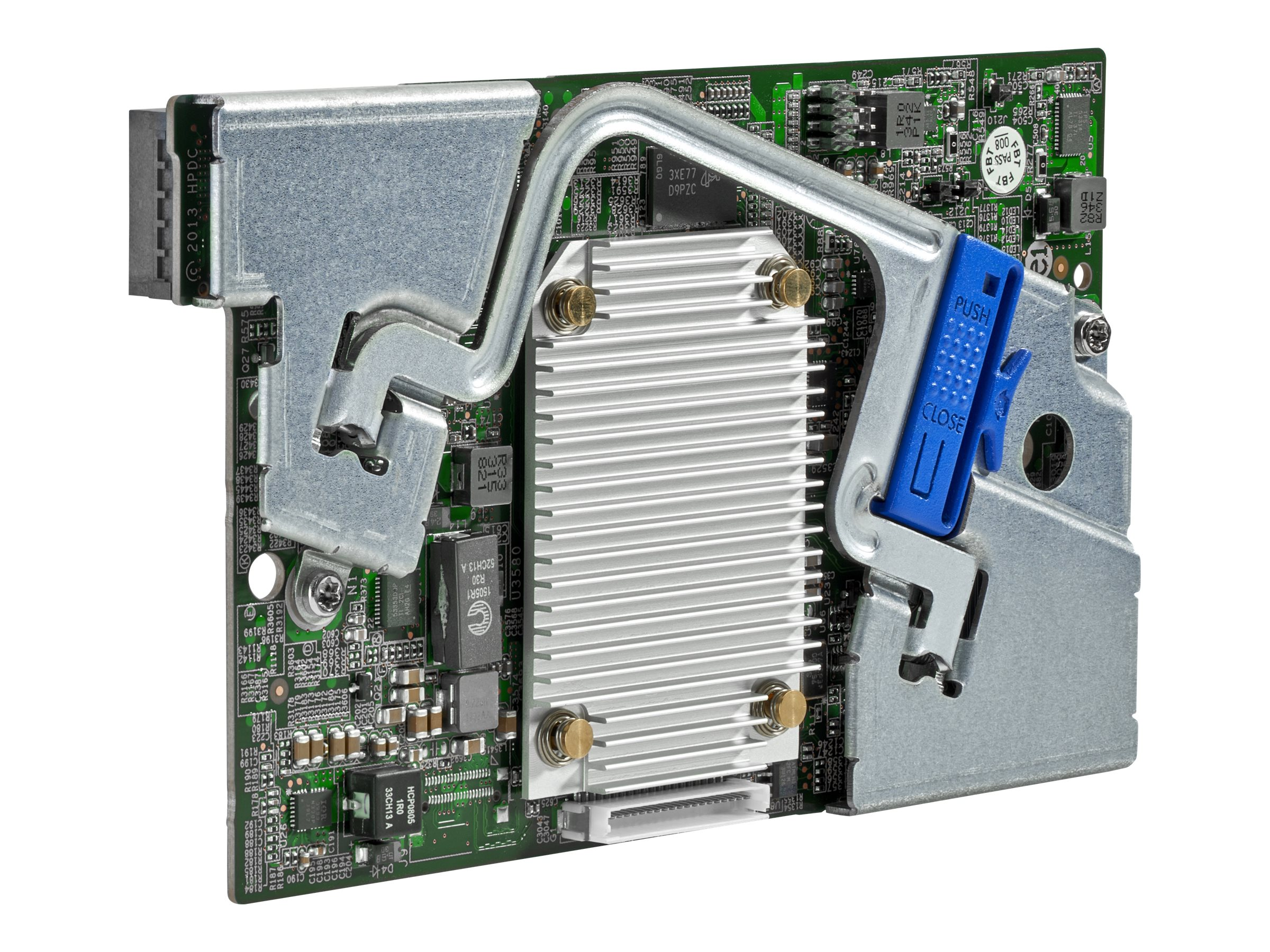 HPE Smart Array P244br/1G FBWC - Speichercontroller (RAID) - 2 Sender/Kanal - SATA 6Gb/s / SAS 12Gb/s - 12 Gbit/s - RAID 0, 1, 1