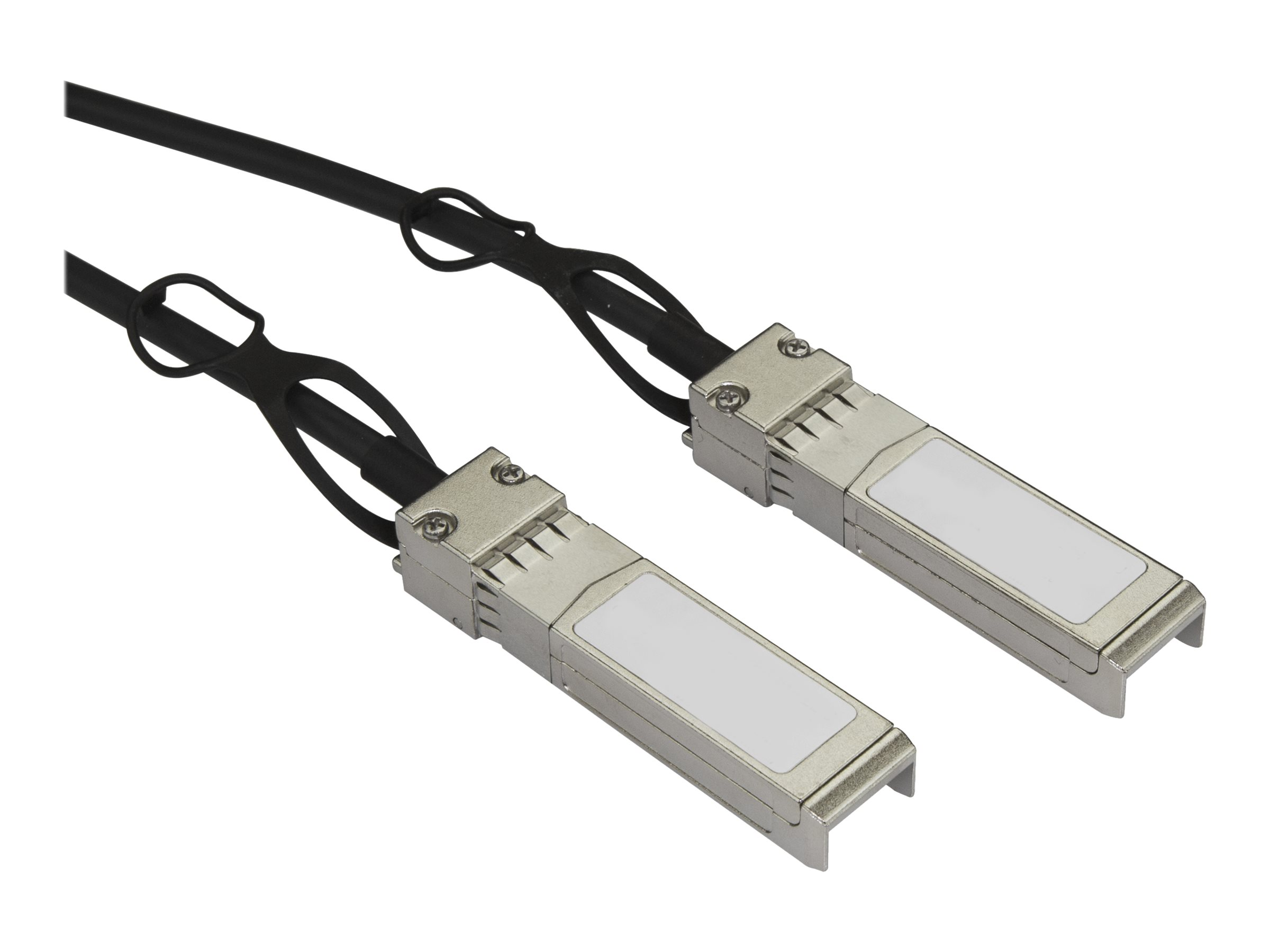 StarTech.com 6m Cisco SFP-H10GB-CU1-5M konform - SFP+ Direktverbindungskabel - 10Gb Twinax Kabel - Passives SFP+ Kabel - 10GBase