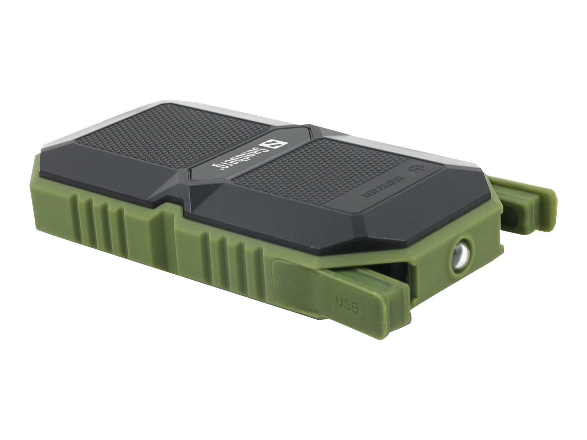 Sandberg PowerBank 6000 - Powerbank - 6000 mAh - 2.1 A (USB)