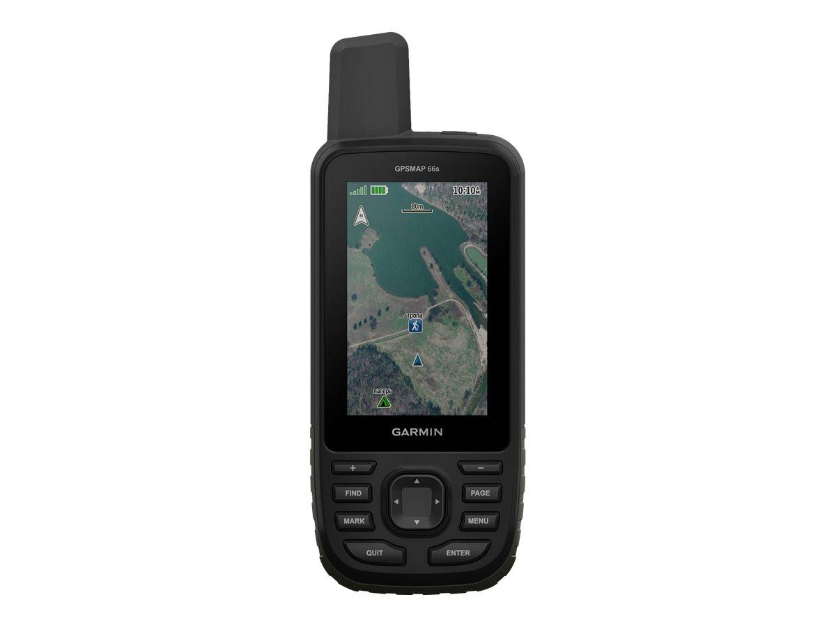 Garmin GPSMAP 66S - GPS-Navigationsgerät - Wandern 3