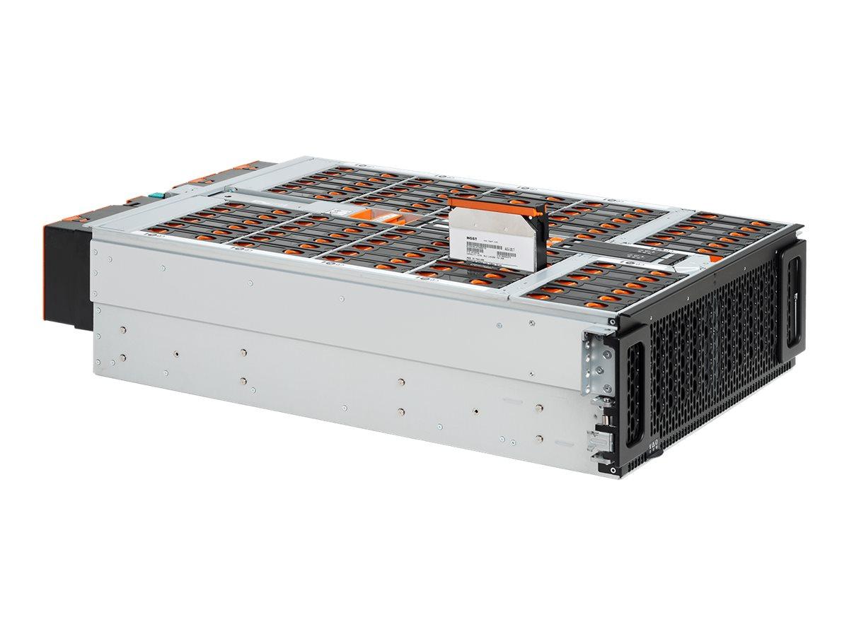 WD Ultrastar Data60 SE4U60-60 SE-4U60-12F05 - Speichergehäuse - 60 Schächte (SAS-3) - HDD 12 TB x 60 - Rack - einbaufähig