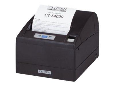 Citizen CT-S4000 - Belegdrucker - zweifarbig (monochrom) - Thermozeile - Rolle (11,2 cm) - 203 dpi