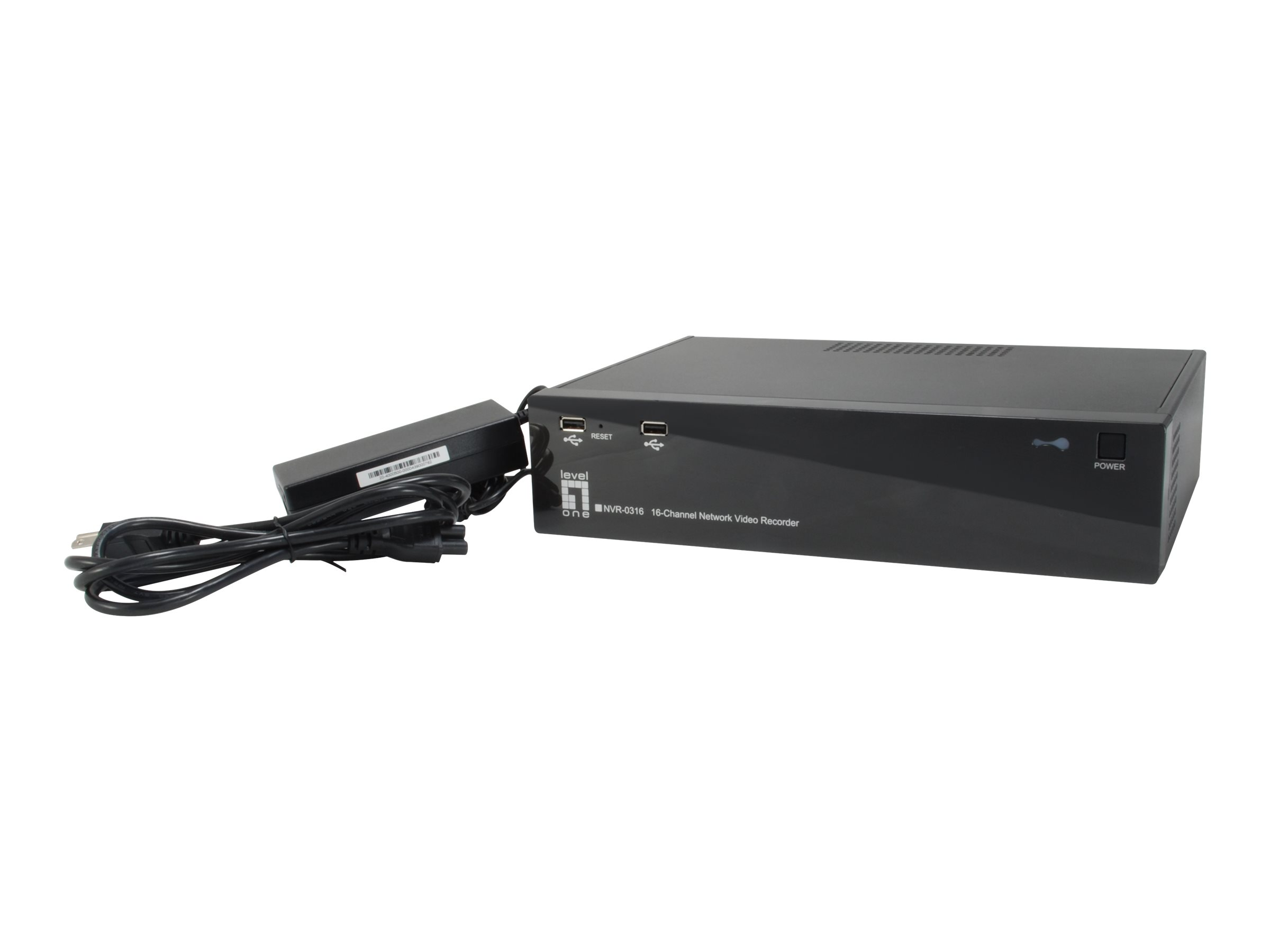 LevelOne NVR-0316 - NVR - 16 Kanäle - netzwerkfähig