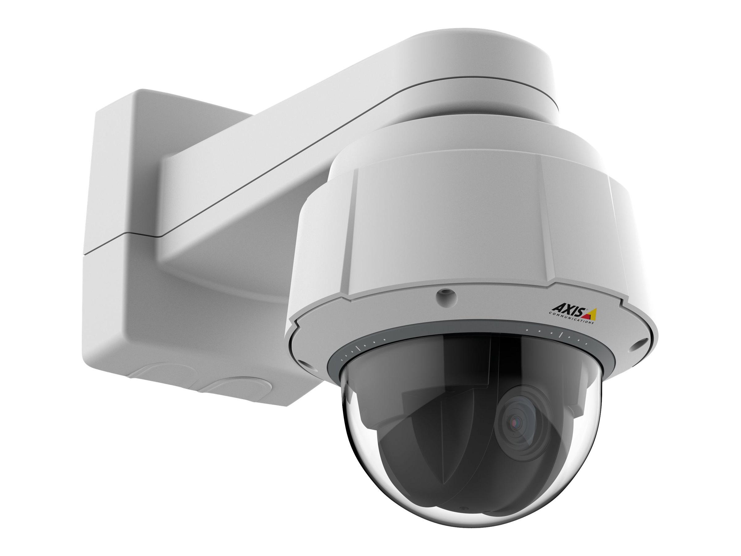 AXIS Q6054 Mk III PTZ Network Camera 50 Hz - Netzwerk-Überwachungskamera - PTZ - Innenbereich - staub-/wasserdicht - Farbe (Tag&