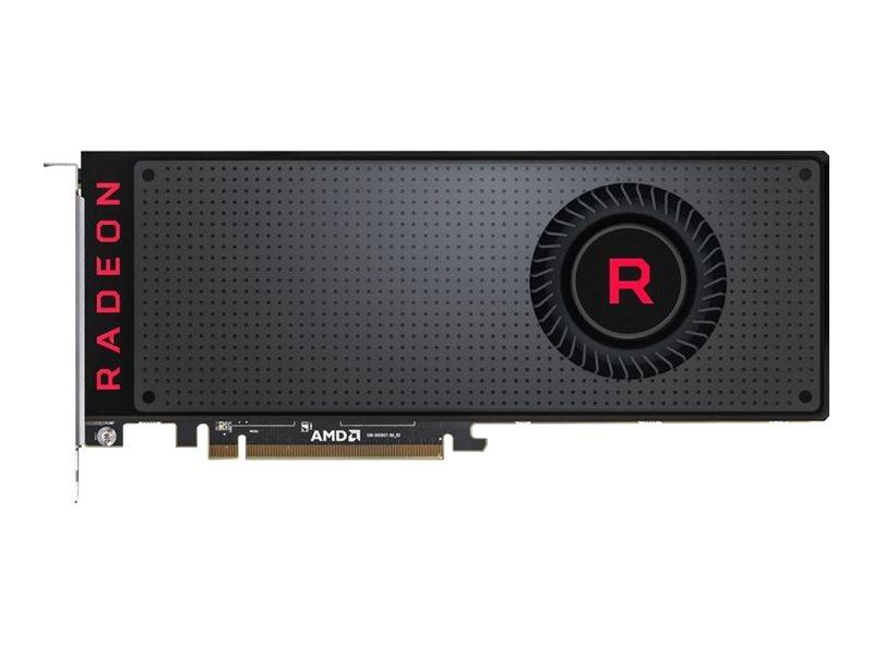 Sapphire RADEON RX Vega64 8G HBM2 - Grafikkarten - Radeon RX VEGA 64 - 8 GB HBM2 - PCIe 3.0 x16 - HDMI, 3 x DisplayPort