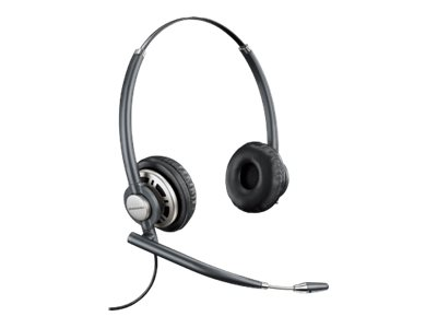Plantronics EncorePro HW720 - Headset - On-Ear - kabelgebunden