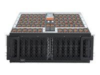 WD Ultrastar Data60 - Speichergehäuse - 60 Schächte (SATA-600 / SAS-3) - HDD 6 TB x 24 - Rack - einbaufähig