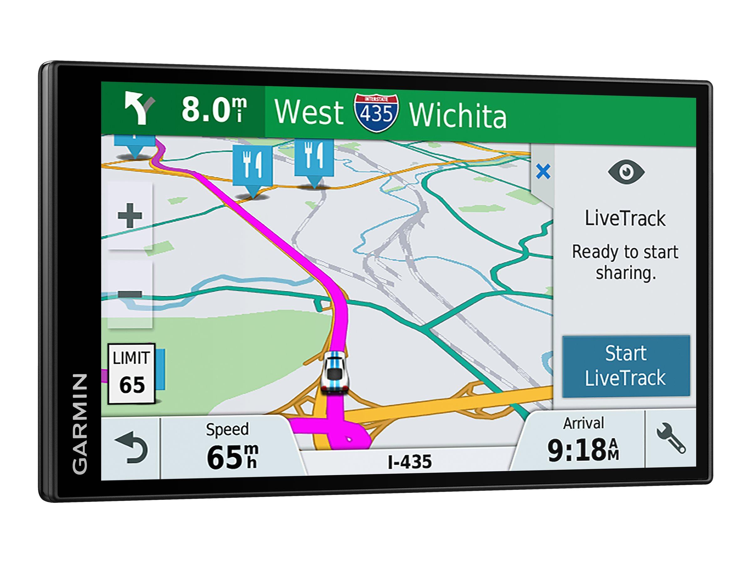 Garmin DriveSmart 61LMT-D - GPS-Navigationsgerät - Kfz 6.95 Zoll Breitbild