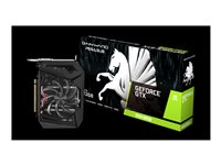 Gainward GeForce GTX 1660 SUPER Pegasus - Grafikkarten - GF GTX 1660 SUPER - 6 GB GDDR5 - PCIe 3.0 x16 - DVI, HDMI, DisplayPort