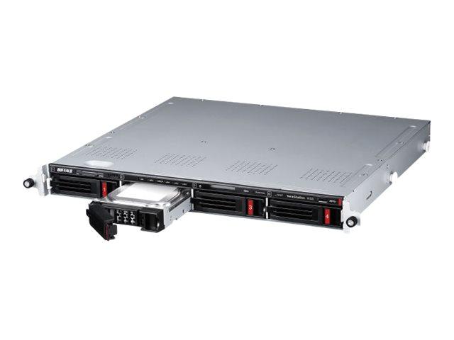 BUFFALO TeraStation WS5020N6 Series WS5420RN32S6EU - NAS-Server - 32 TB - Rack - einbaufähig - SATA 6Gb/s
