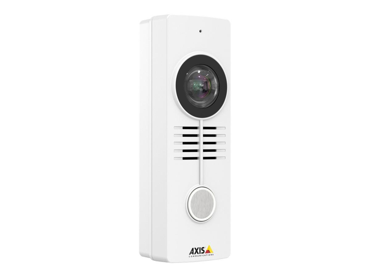 AXIS A8105-E Network Video Door Station - Netzwerk-Überwachungskamera - Aussenbereich - staub-/wasserdicht - Farbe - 1920 x 1200