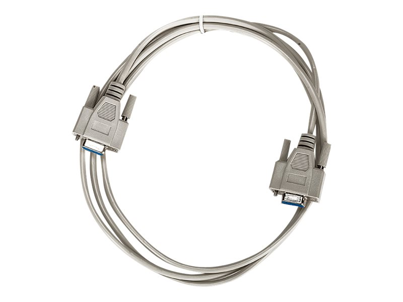 Cyclades - Crossover-Kabel - DB-9 (W) bis DB-9 (W) - 1.8 m