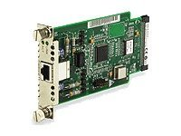 3Com Smart Interface Card - DSU/CSU - 1.544 Mbps - Fractional T-1 - HDLC, PPP - für Router 5009
