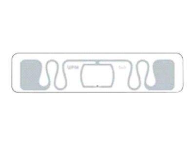 Zebra Belt RFID Label - Permanenter Acrylklebstoff -, EPC Class 1 Gen 2, 860-960 MHz, 128-Bit - 73 x 17 mm 5000 Etikett(en) (1 R