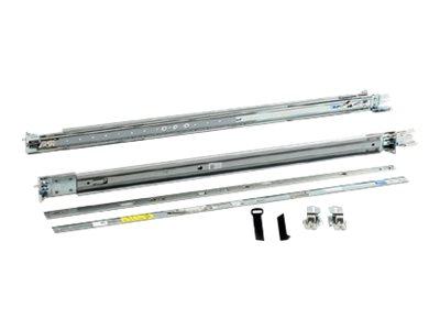 Dell ReadyRails Rackschienen - Rack-Schienen-Kit - 1U - für PowerEdge R320, R420, R620; PowerVault DL4000; PowerEdge R330, R430,