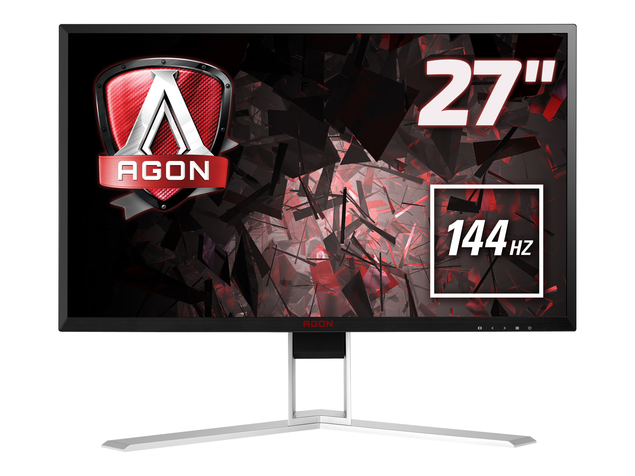 AOC Gaming AG271QX - AGON Series - LCD-Monitor - 68 cm (27