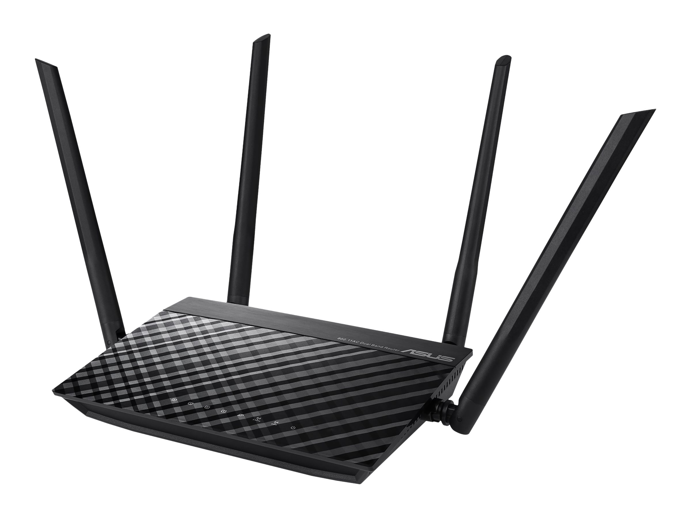 ASUS RT-AC1200 - V2 - Wireless Router - 4-Port-Switch - 802.11a/b/g/n/ac - Dual-Band
