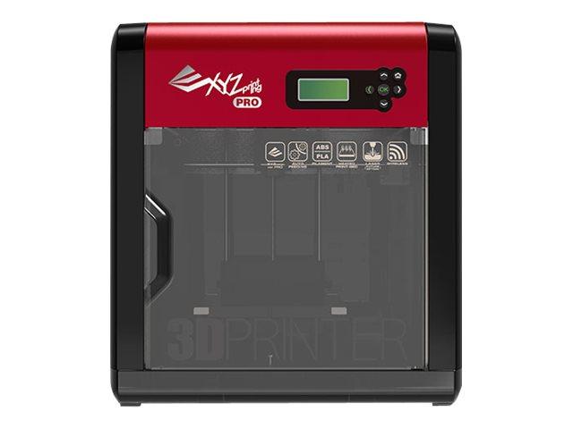 XYZprinting da Vinci 1.0 Pro - 3D-Drucker - FFF - max. Baugrösse 200 x 200 x 190 mm - Schicht: 0.4 mm - USB 2.0, Wi-Fi
