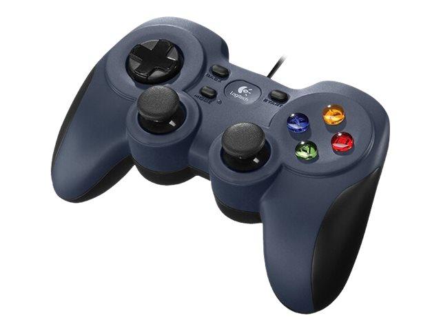 Logitech Gamepad F310 - Game Pad - 10 Tasten - kabelgebunden - für PC