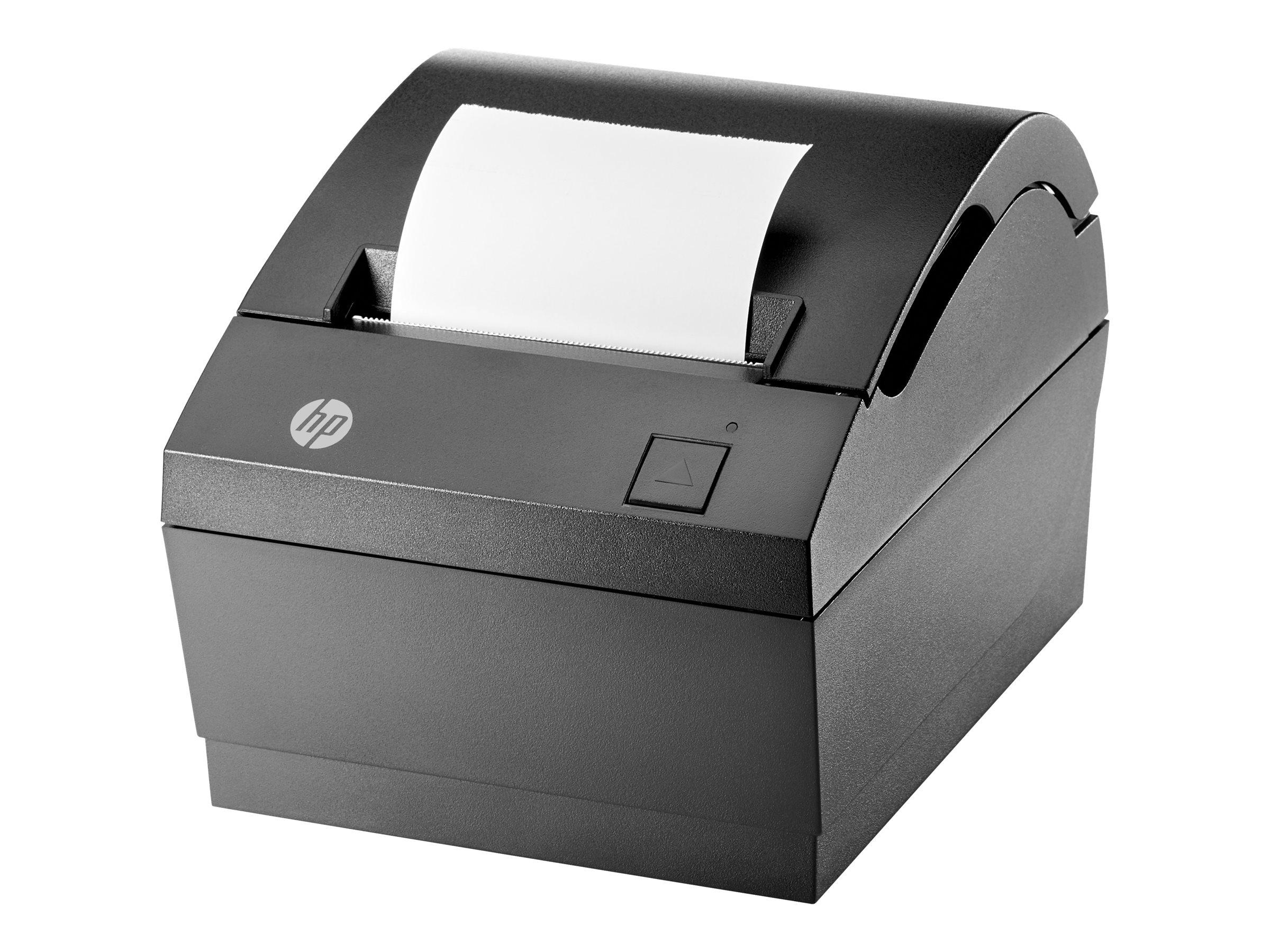 HP Value Receipt Printer II - Belegdrucker - Thermopapier - 80 x 90 mm - 203 dpi - bis zu 180 mm/Sek.