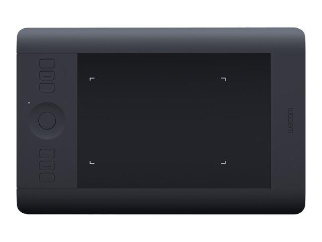 Wacom Intuos Pro Small - Digitalisierer - rechts- und linkshändig - 15.7 x 9.8 cm - elektromagnetisch - 8 Tasten