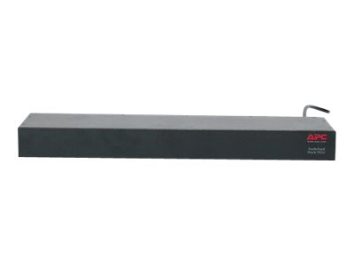 APC Switched Rack PDU - Stromverteilungseinheit (Rack - einbaufähig) - AC 208-230 V - Ethernet, RS-232 - Eingabe, Eingang IEC 60