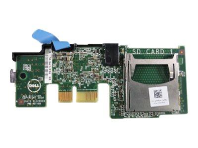 Dell Internal Dual SD Module - Kartenleser (SD) - für PowerEdge T330, T630; Precision Rack 7910; PowerEdge R330, R430, R830