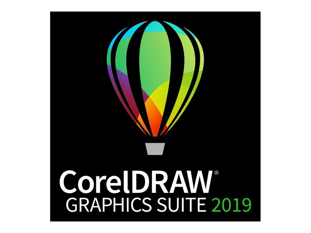 CorelDRAW Graphics Suite 2019 for Mac - Lizenz - 1 Benutzer - academic, Volumen - 5-50 Lizenzen - Mac