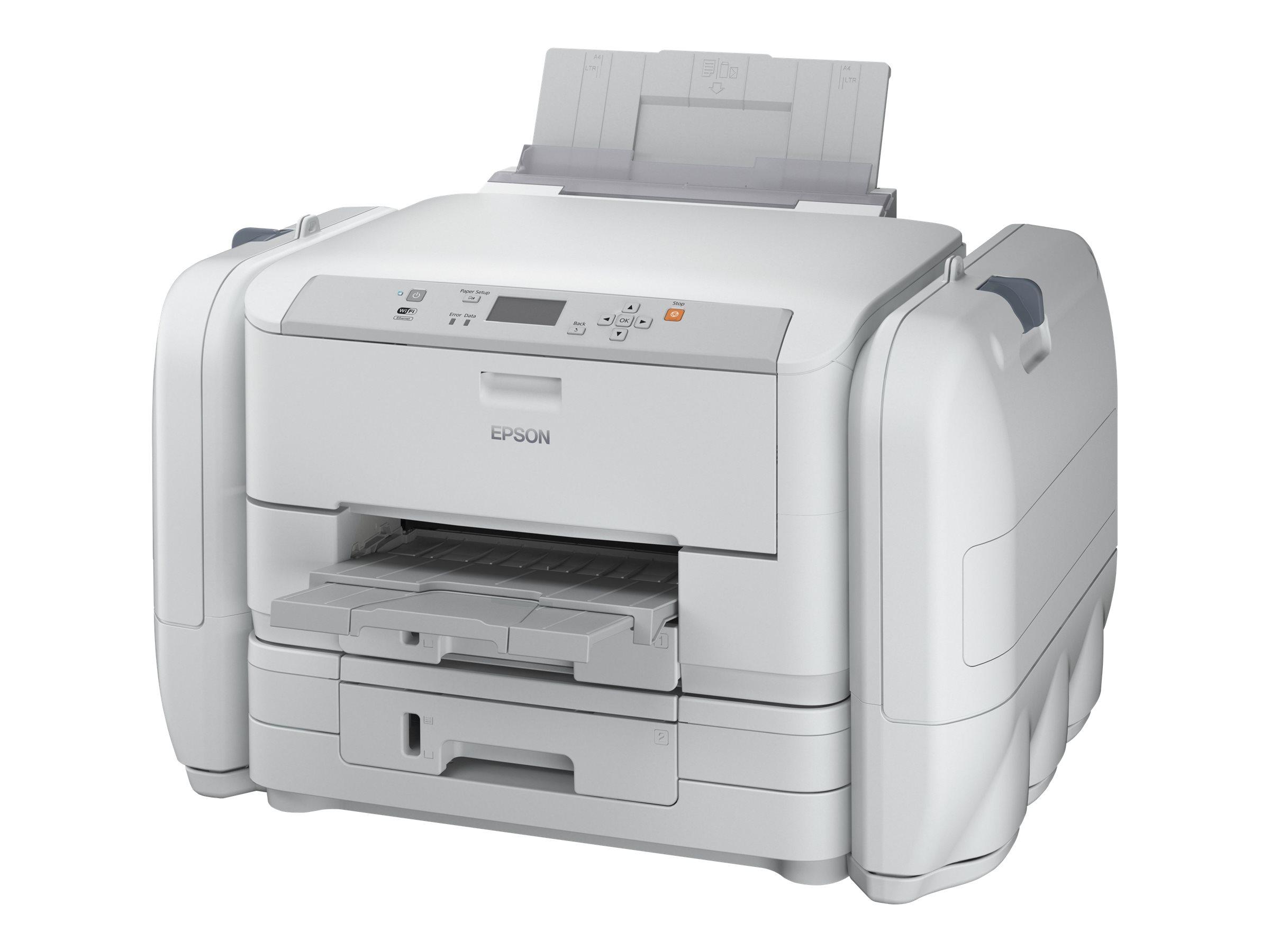Epson WorkForce Pro WF-R5190 DW BAM - Drucker - Farbe - Duplex - Tintenstrahl - A4/Legal