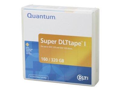 Quantum - Super DLT I - 160 GB / 320 GB - für DLT Rack2