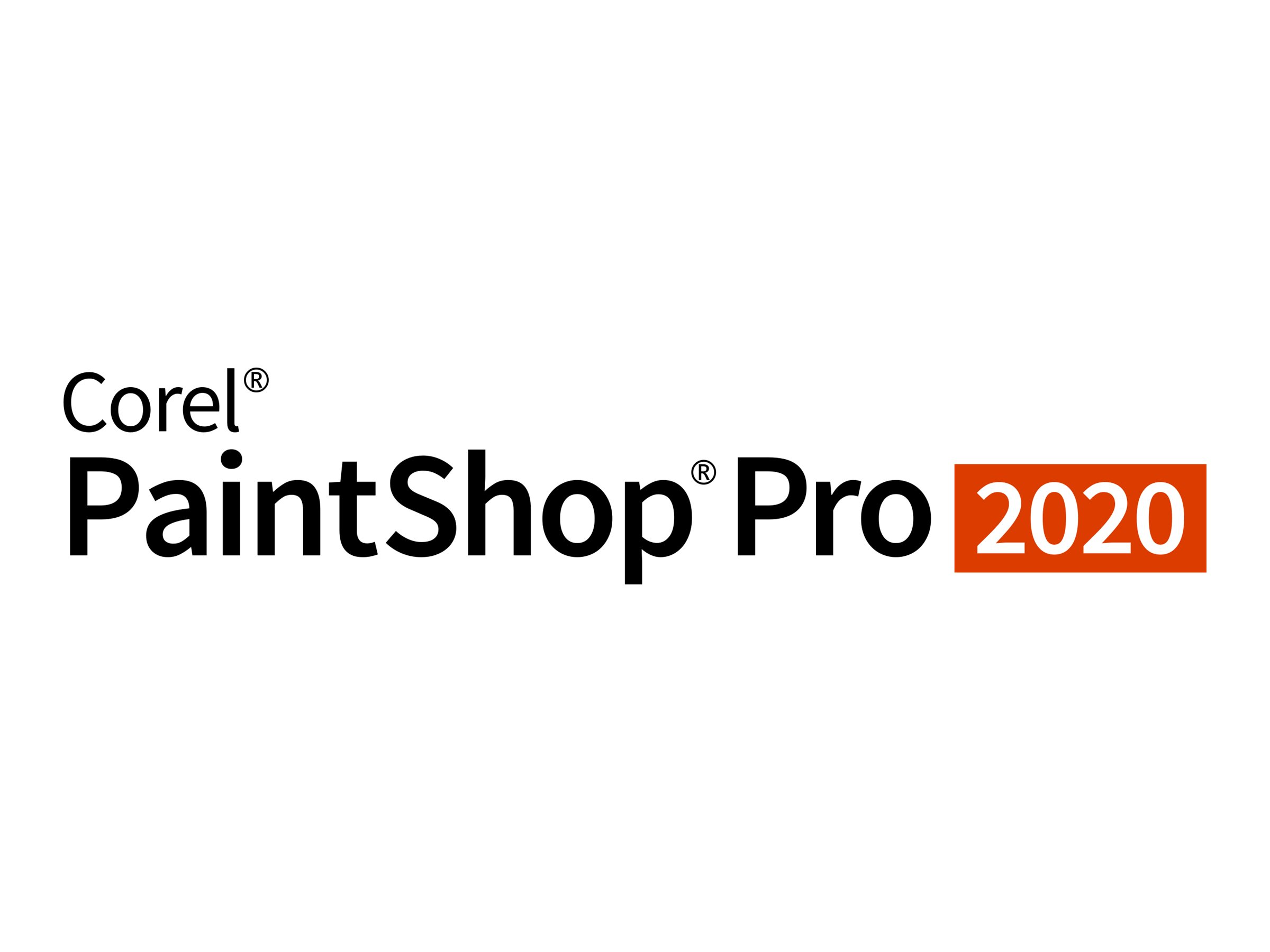 Corel PaintShop Pro 2020 - Upgrade-Lizenz - 1 Benutzer - Corporate / Unternehmens- - Win - Multi-Lingual