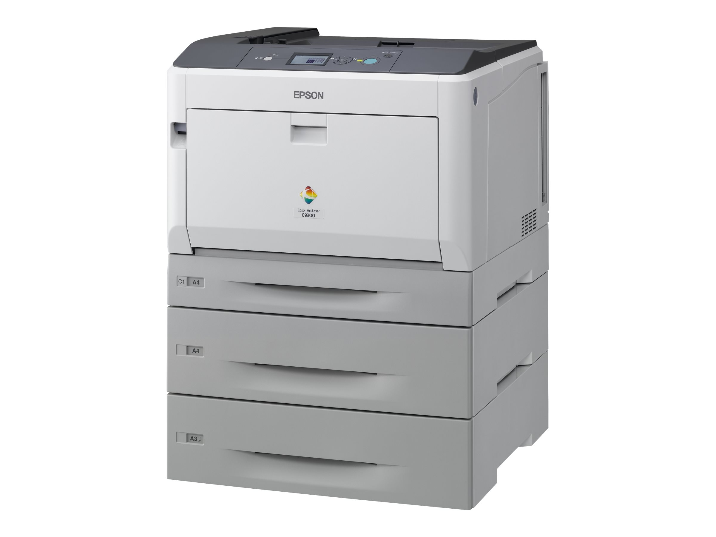 Epson AcuLaser C9300D2TN - Drucker - Farbe - Duplex - Laser - A3/Ledger