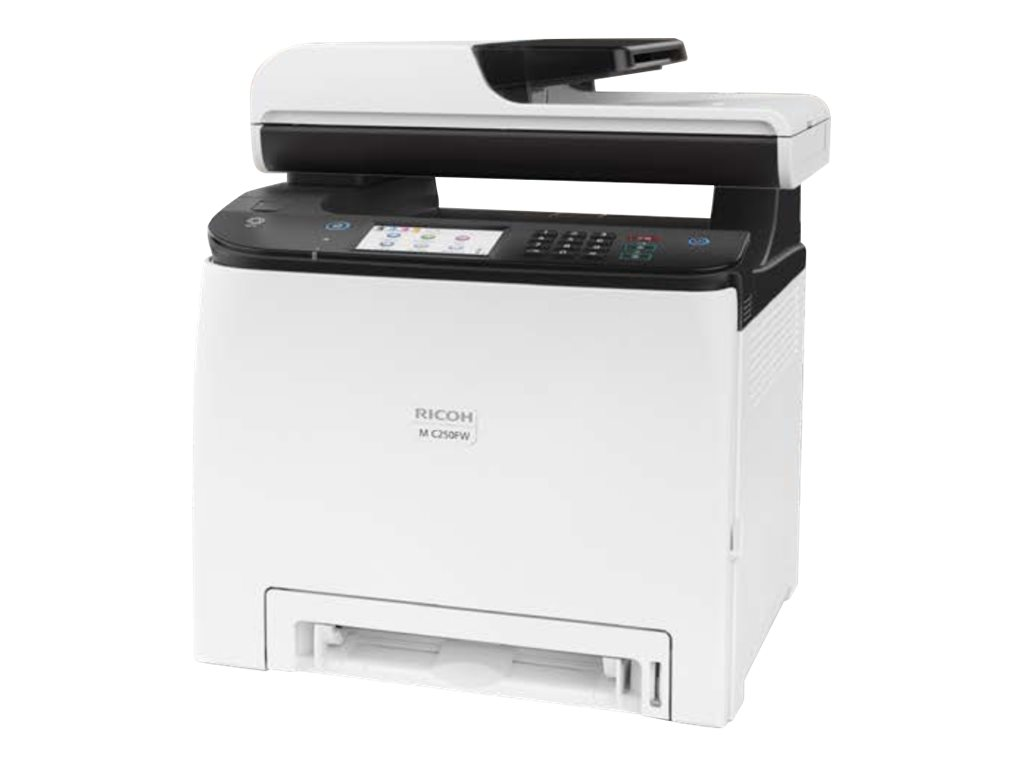 Ricoh M C250FW - Multifunktionsdrucker - Farbe - Laser - Legal (216 x 356 mm) (Original) - A4/Legal (Medien)
