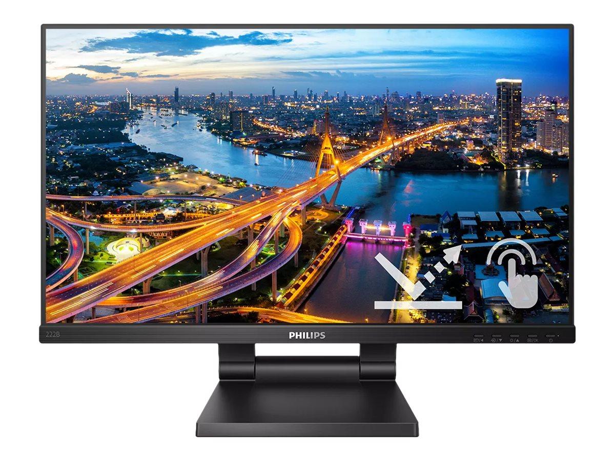 Philips B Line 222B1TC - LED-Monitor - 55 cm (22