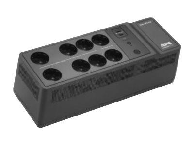 APC Back-UPS BE850G2 - USV - Wechselstrom 230 V - 520 Watt - 850 VA - Ausgangsanschlüsse: 8