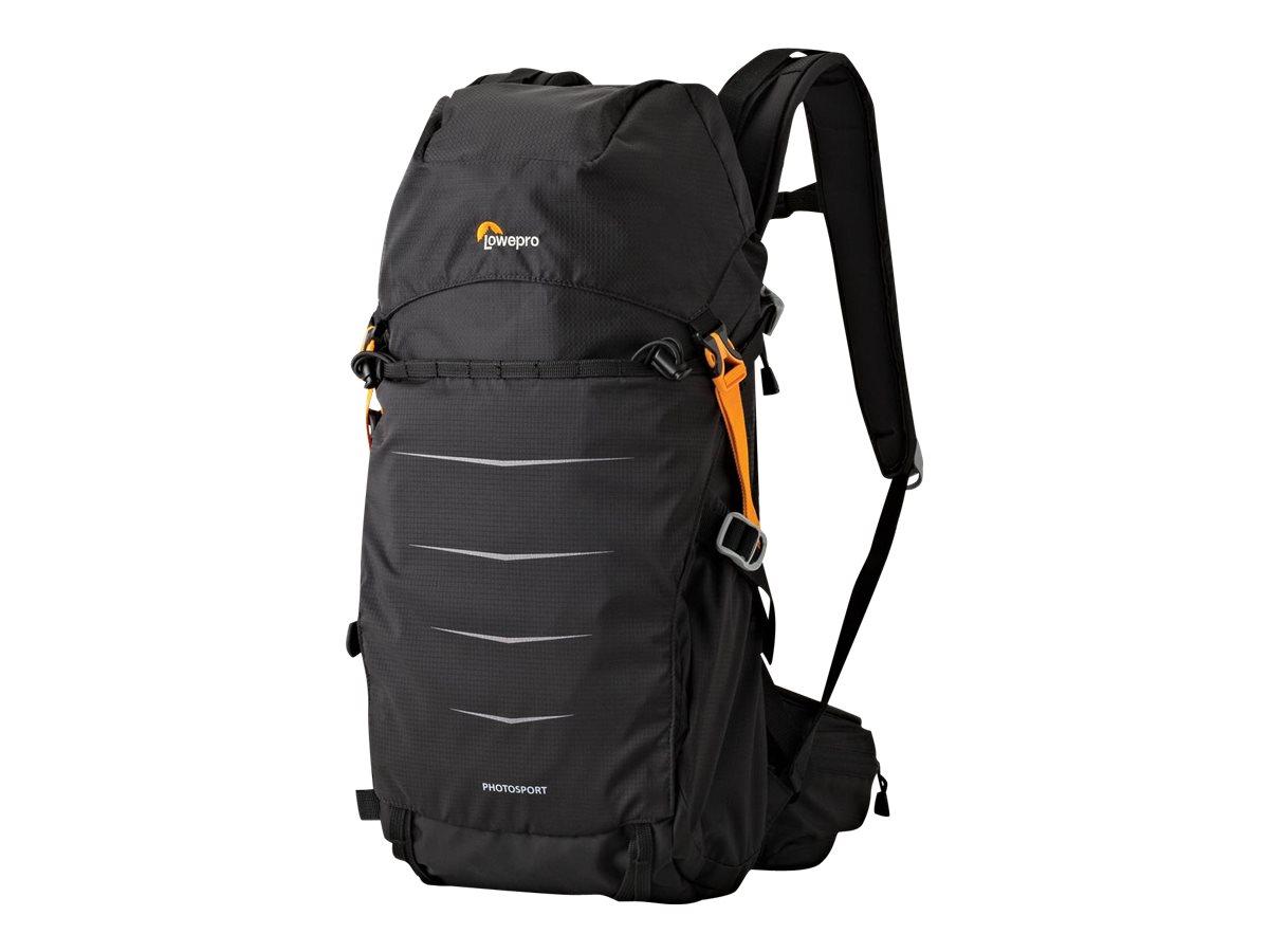 Lowepro Photo Sport BP 200 AW II - Rucksack für Digitalkamera mit Objektiven - Schwarz