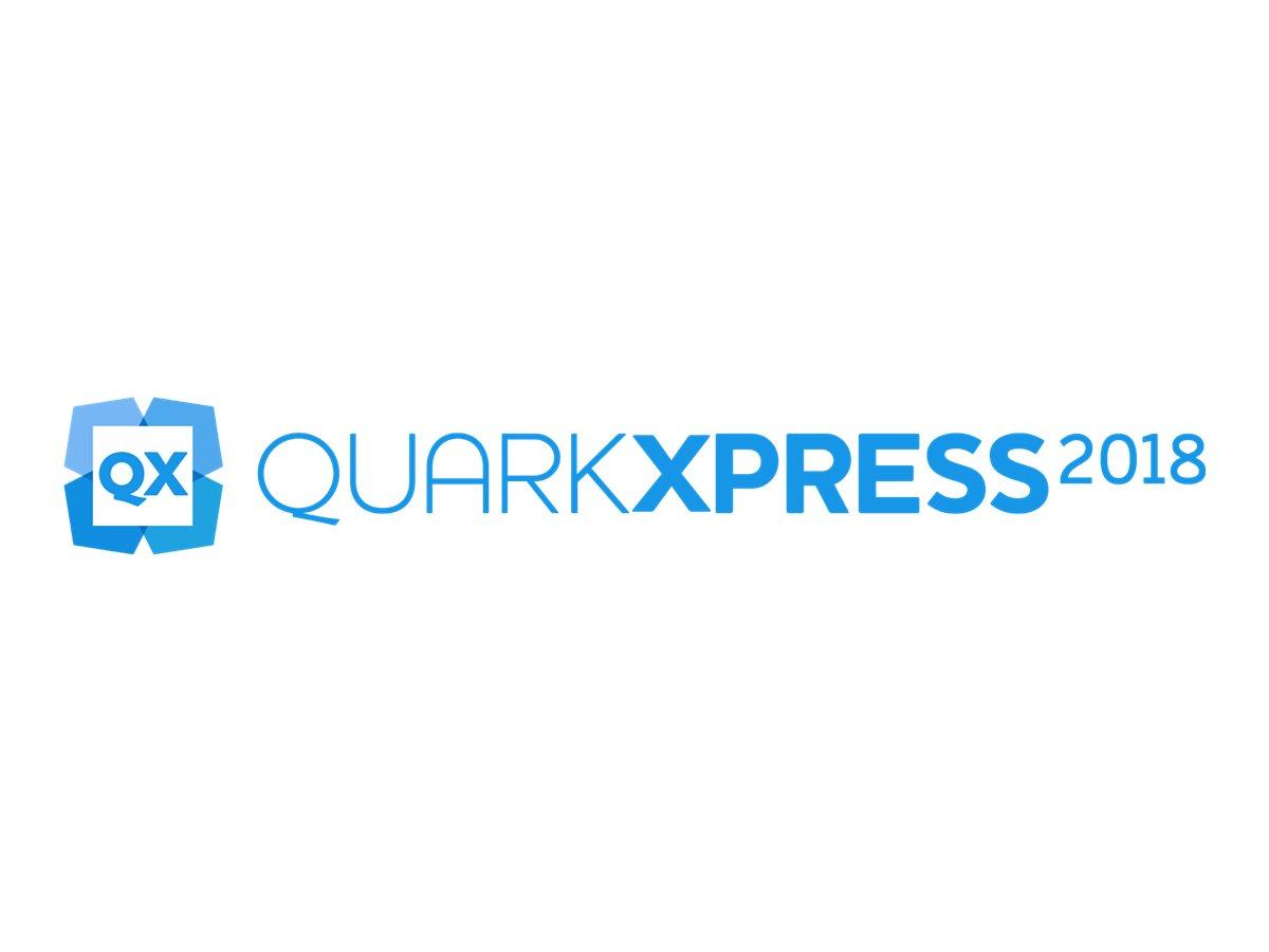 QuarkXPress 2018 - Site License - 1 Benutzer - Reg. - QVLP - Stufe B (50+)