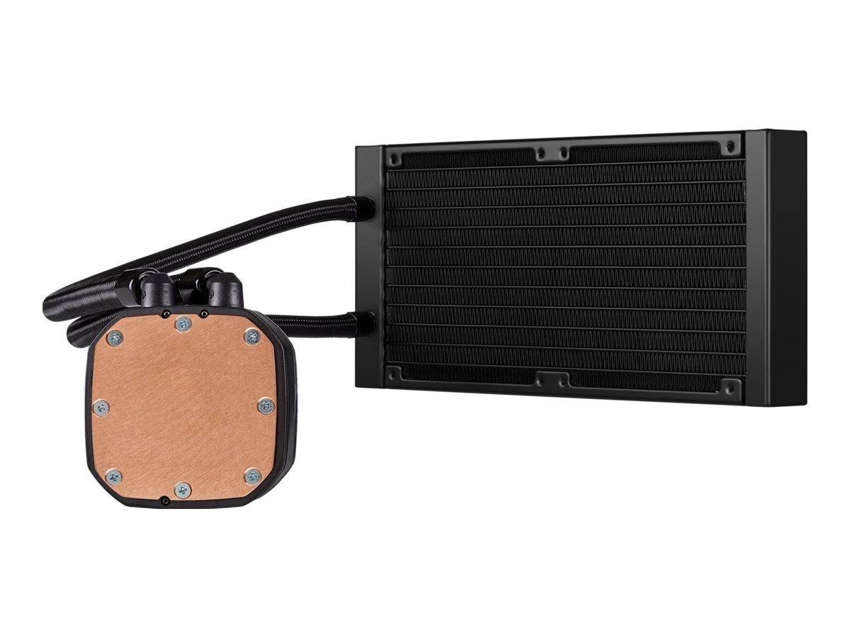 CORSAIR iCUE H100i RGB PRO XT - Prozessor-Flüssigkeitskühlsystem - (für: LGA1156, LGA1155, LGA2011, LGA1150, LGA1151, AM4, LGA20