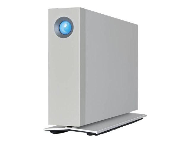 LaCie d2 Thunderbolt 3 - Festplatte - 10 TB - extern (Stationär) - USB 3.1 Gen 1 / Thunderbolt 3 (USB-C Steckverbinder)