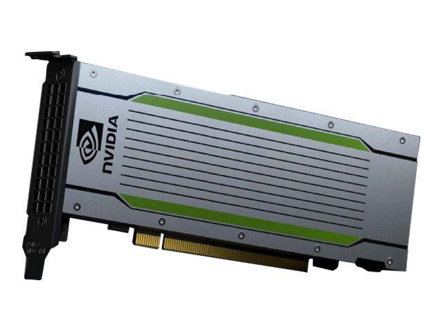 NVIDIA Tesla T4 - GPU-Rechenprozessor - Tesla T4 - 16 GB GDDR6 - PCIe 3.0 x16 - ohne Lüfter