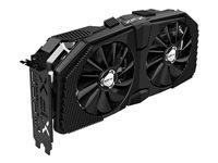 XFX Radeon RX 5700 XT RAW II - Grafikkarten - Radeon RX 5700 XT - 8 GB GDDR6 - PCIe 4.0 x16 - HDMI, 3 x DisplayPort