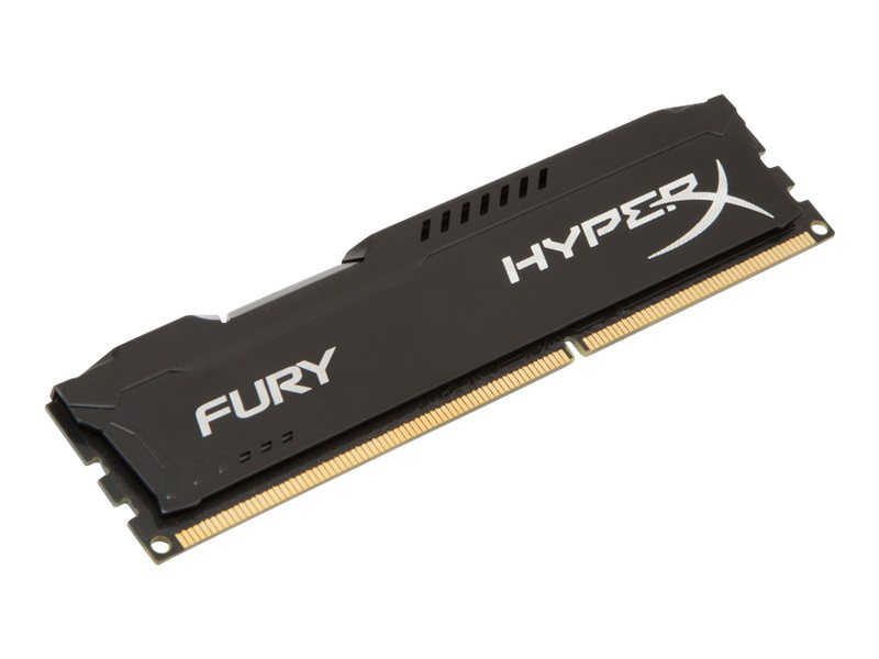 HyperX FURY - DDR3 - 4 GB - DIMM 240-PIN - 1333 MHz / PC3-10600 - CL9