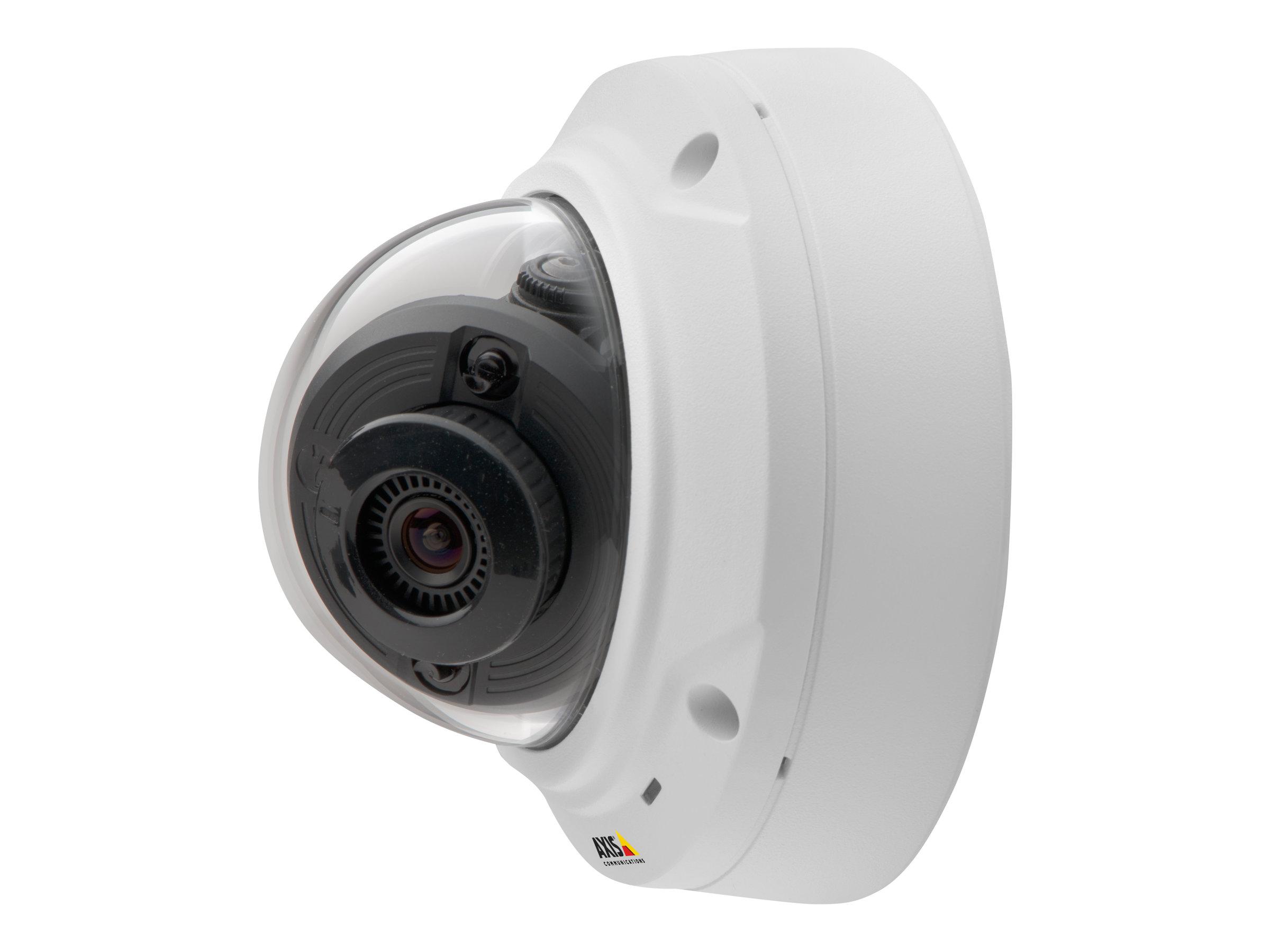 AXIS M3024-LVE Network Camera - Netzwerk-Überwachungskamera - Kuppel - Aussenbereich - staubdicht/wasserdicht/zerstörungssicher