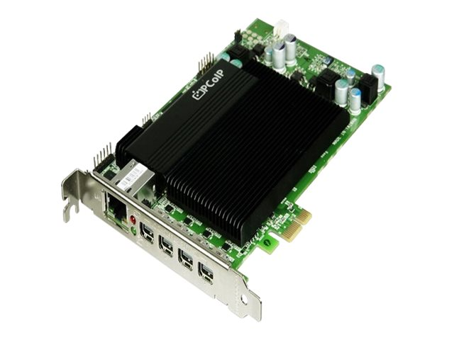 Dell Tera2 PCoIP Quad Display Remote Access Host Cards - Fernverwaltungsadapter - PCIe - für PowerEdge R740