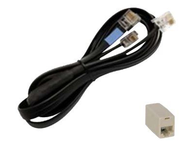 Mitel - Kabelsatz - RJ-45 (M) (M) - für Mitel 6753, 6755, 6757